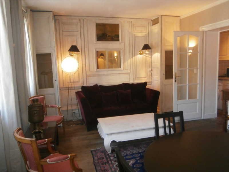Rental apartment Fontainebleau 1 050€ CC - Picture 2