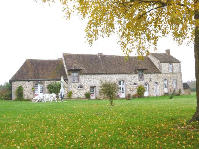 Sale house / villa Verneuil d'avre et d'iton 260000€ - Picture 1