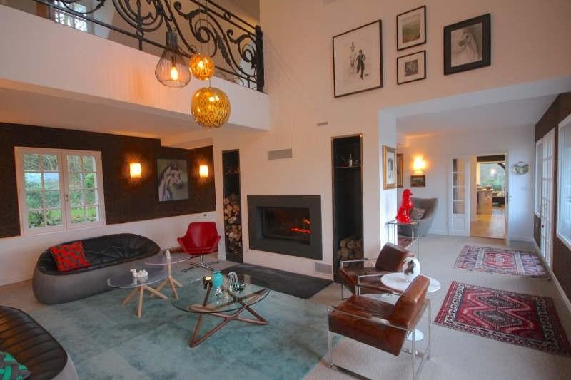 Deluxe sale house / villa Villers sur mer 975000€ - Picture 2