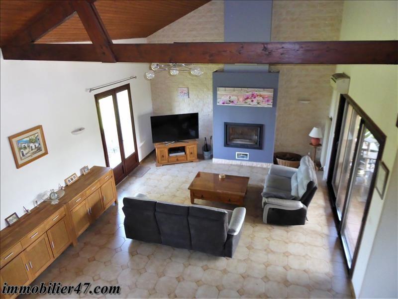 Sale house / villa Castelmoron sur lot 349000€ - Picture 4