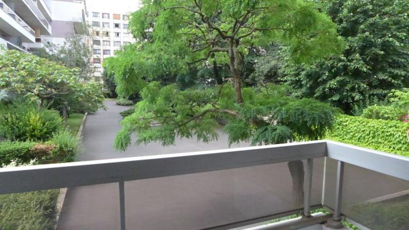 Verhuren  appartement Paris 15ème 1050€ CC - Foto 2
