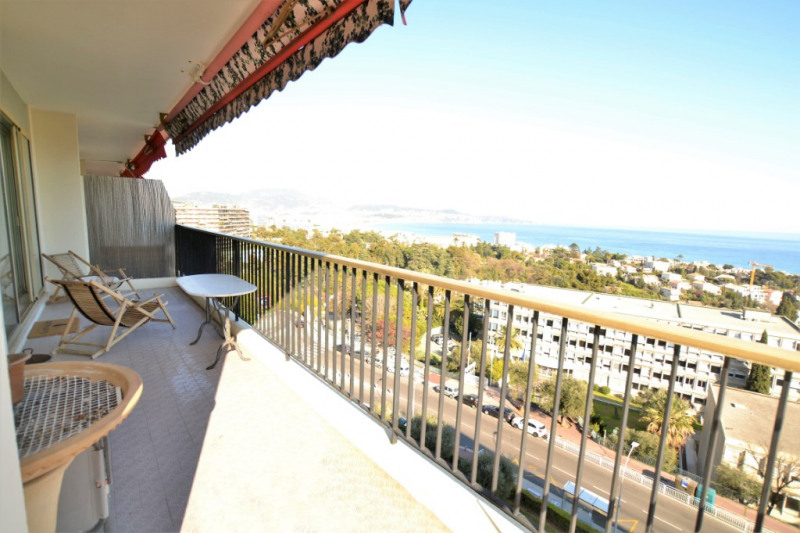 Vente de prestige appartement Nice 599 000€ - Photo 1