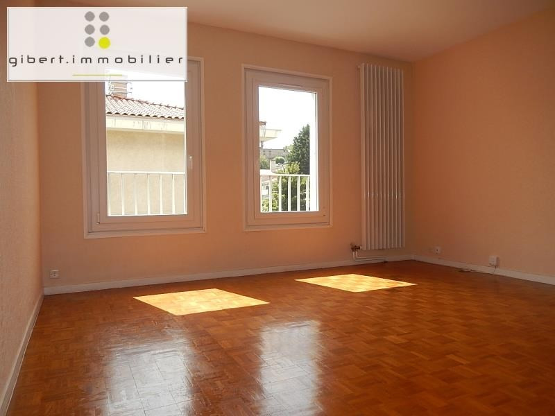 Rental apartment Le puy en velay 430€ CC - Picture 1