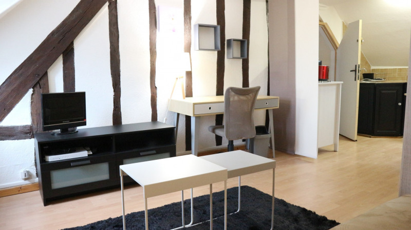 Rental apartment Fontainebleau 670€ CC - Picture 8