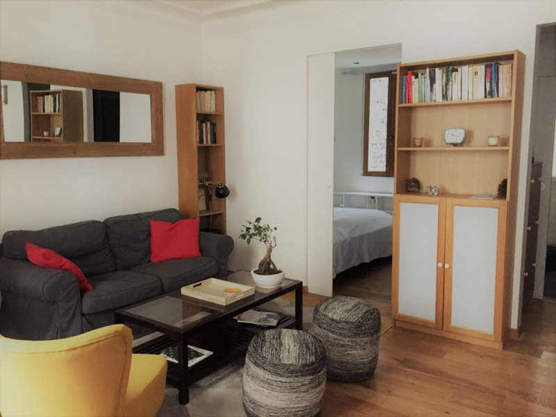 Sale apartment Paris 17ème 399 000€ - Picture 3