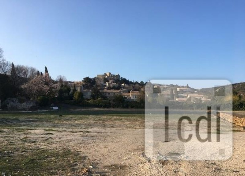 Vente terrain Lédenon 104000€ - Photo 1