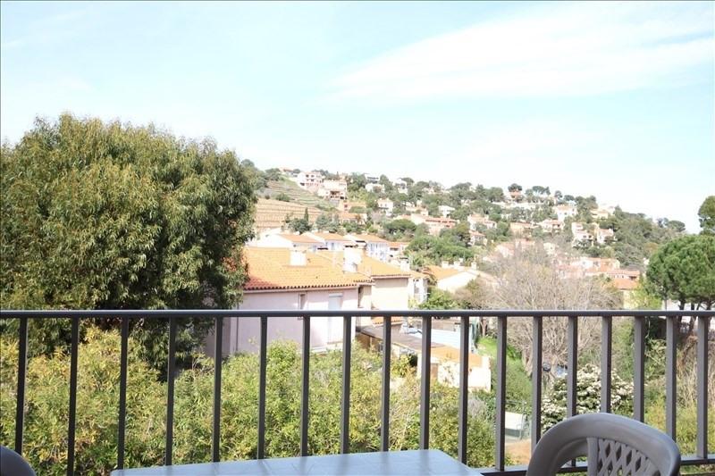Venta  apartamento Collioure 185000€ - Fotografía 1