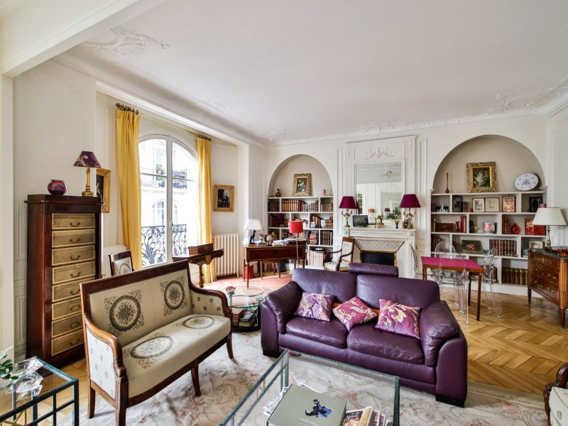 Deluxe sale apartment Paris 17ème 2 750 000€ - Picture 5