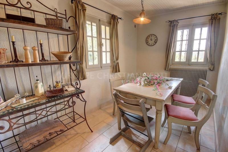 Vente de prestige maison / villa Tanneron 627000€ - Photo 4