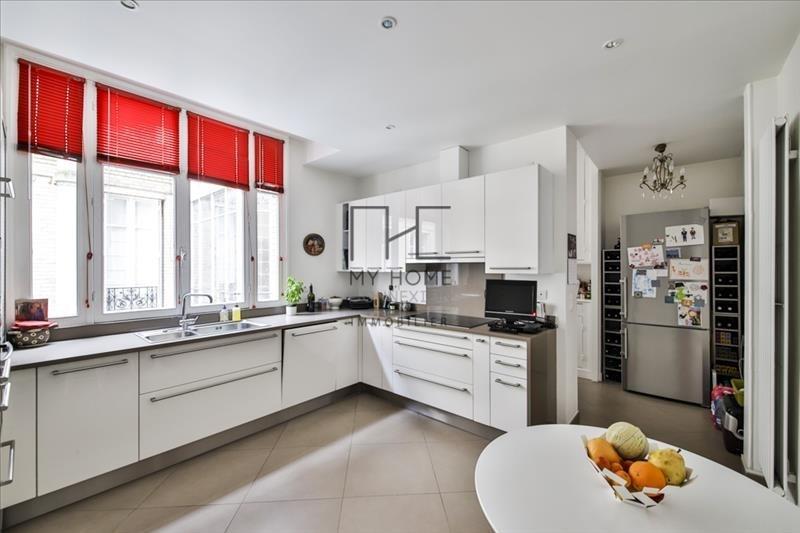 Immobile residenziali di prestigio appartamento Paris 17ème 2940000€ - Fotografia 8