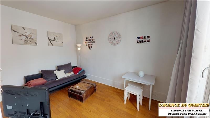 Venta  apartamento Boulogne billancourt 299000€ - Fotografía 3