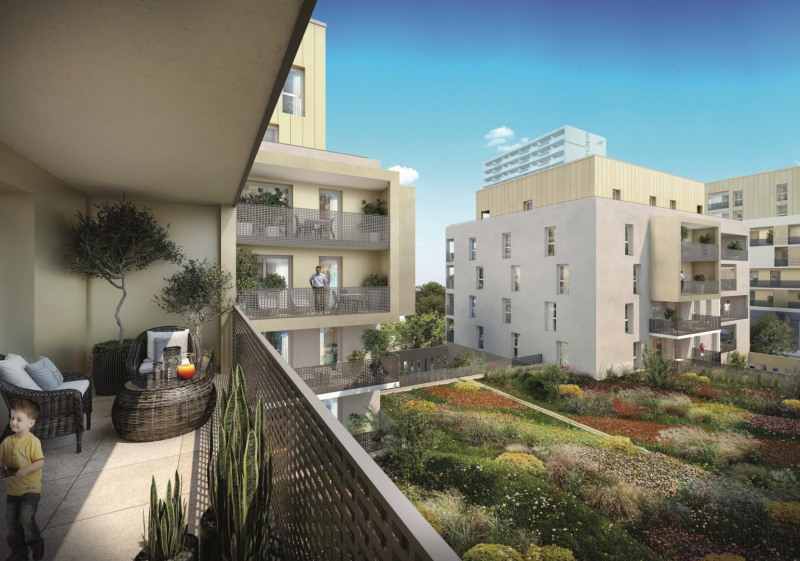 Vente appartement Rillieux la pape 218900€ - Photo 1