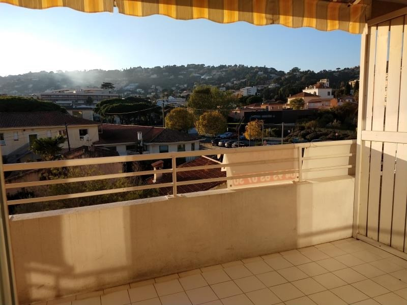 Vente appartement Le golfe juan 209 000€ - Photo 1