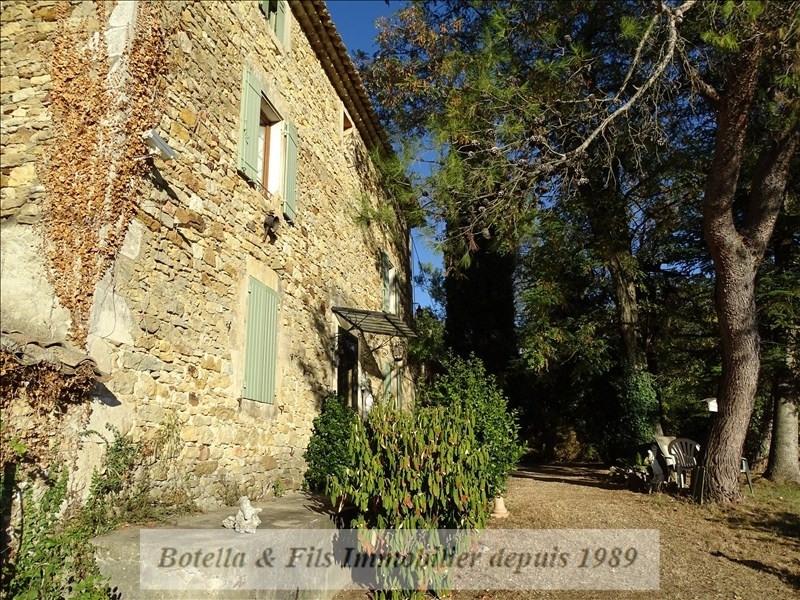 Vente de prestige maison / villa Uzes 550000€ - Photo 5