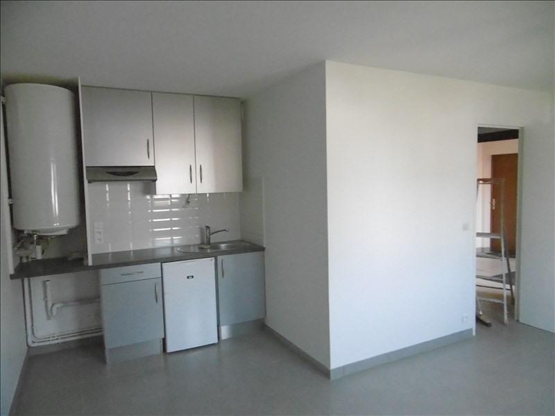 Rental apartment Magny les hameaux 639€ CC - Picture 2