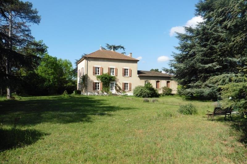 Vente maison / villa Roussillon 485000€ - Photo 8