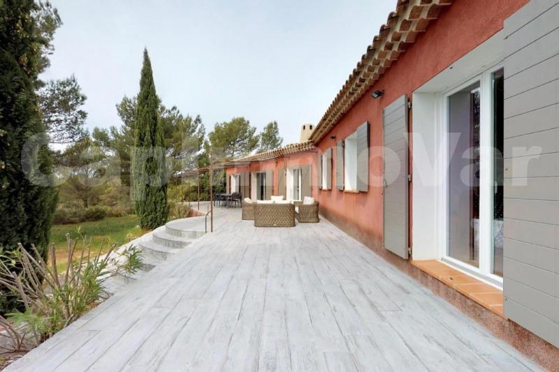 Deluxe sale house / villa Signes 640000€ - Picture 2
