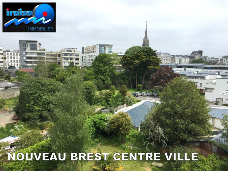 Sale apartment Brest 96 600€ - Picture 1