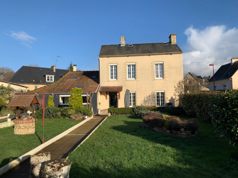 Sale house / villa Feuguerolles bully 222 000€ - Picture 8