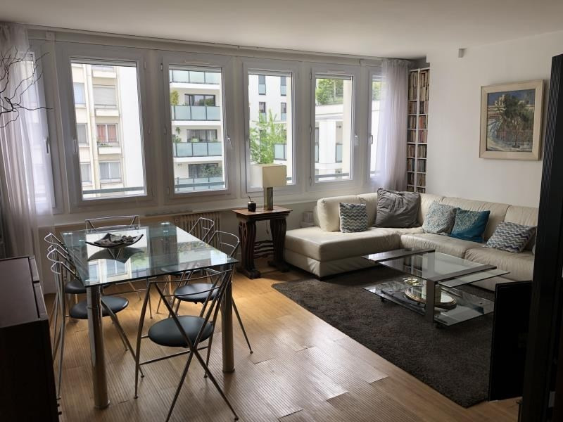 Sale apartment Boulogne billancourt 700 000€ - Picture 1