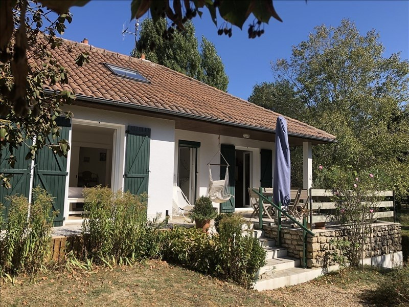 Vente maison / villa Liguge 225 000€ - Photo 1