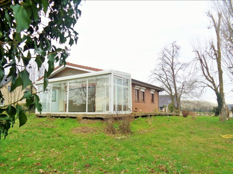 Sale house / villa Hinges 157000€ - Picture 1
