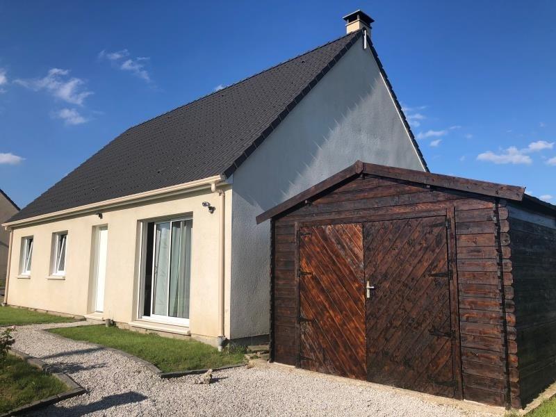 Vente maison / villa Les thilliers en vexin 179800€ - Photo 2
