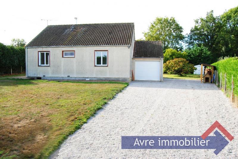 Vente maison / villa Verneuil d avre et d iton 127500€ - Photo 8