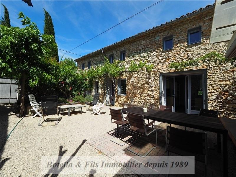 Venta  casa Goudargues 395000€ - Fotografía 2