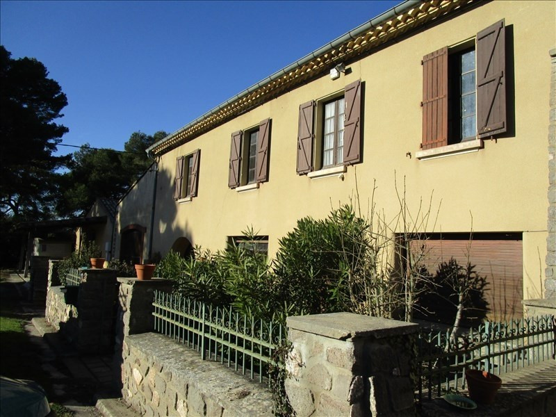 Sale house / villa Couffoulens 340 000€ - Picture 1