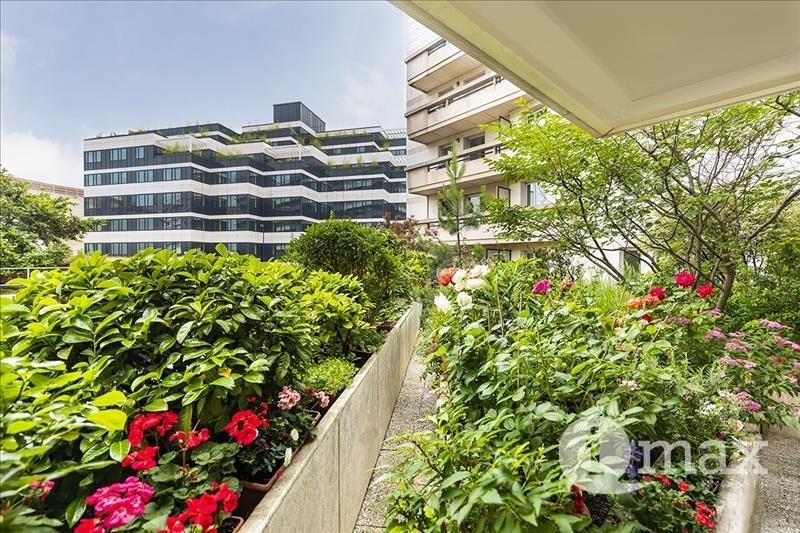 Sale apartment Levallois perret 475000€ - Picture 4