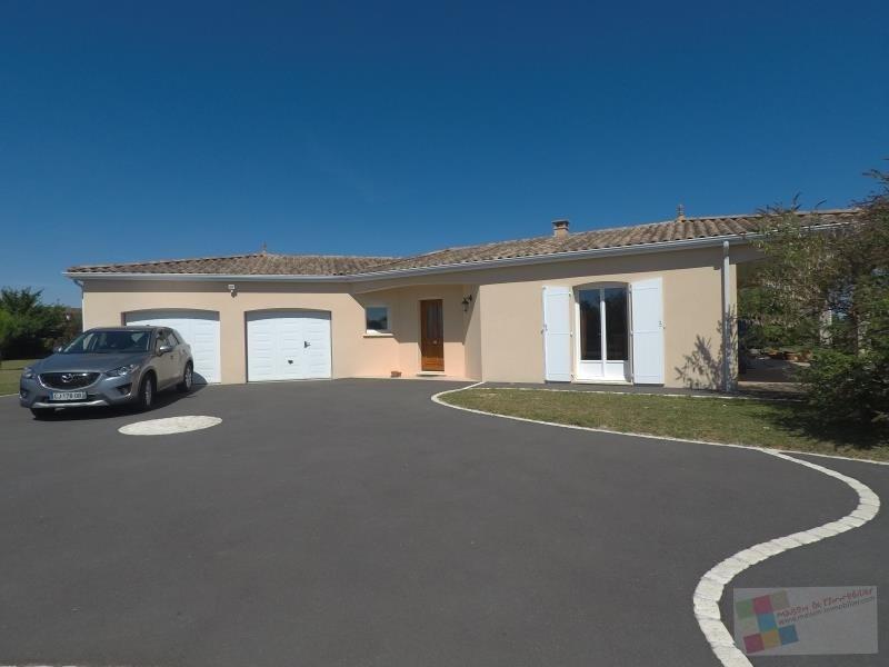 Sale house / villa Les metairies 267500€ - Picture 1