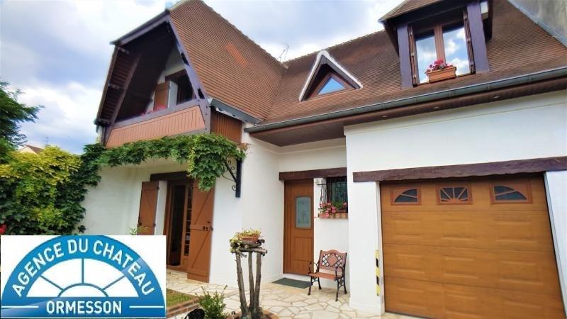 Vente maison / villa Ormesson sur marne 528000€ - Photo 1