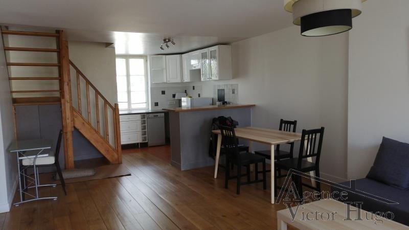 Rental apartment Rueil malmaison 1250€ CC - Picture 2