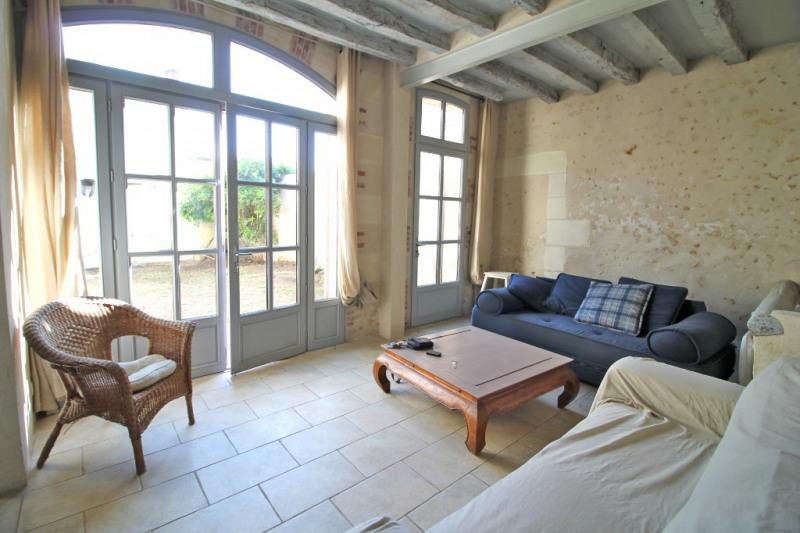 Sale house / villa La chartre sur le loir 151900€ - Picture 2
