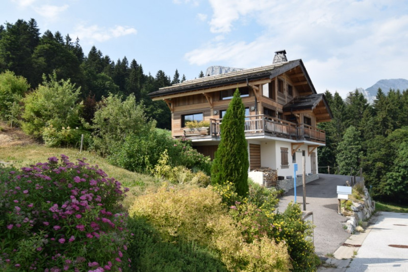 Vente de prestige maison / villa Grand bornand 980 000€ - Photo 18