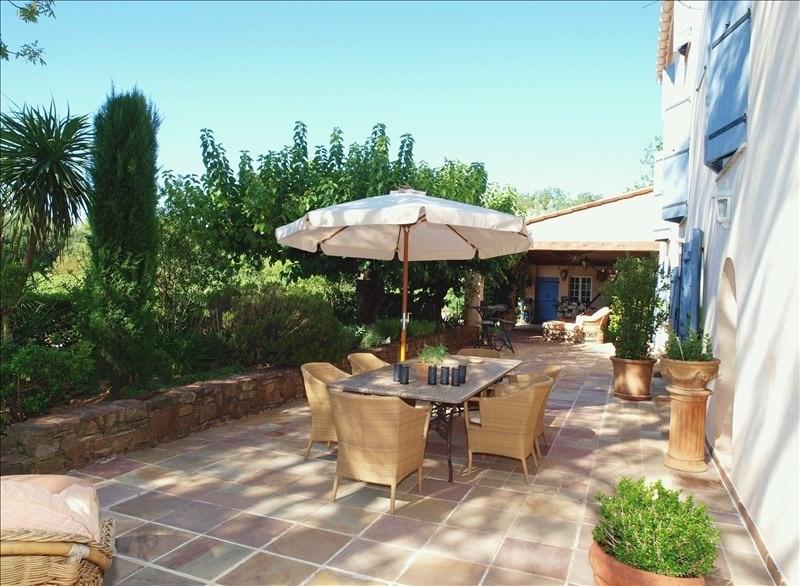 Deluxe sale house / villa Le cannet des maures 2625000€ - Picture 2