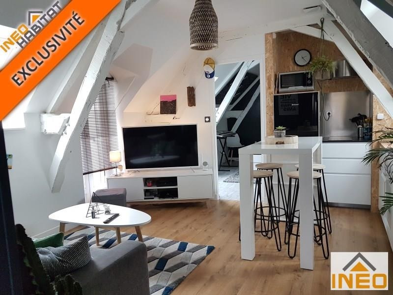 Vente appartement Geveze 106 900€ - Photo 1