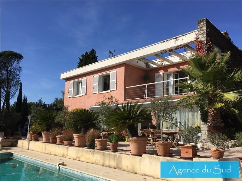 Vente de prestige maison / villa Carnoux en provence 695000€ - Photo 1