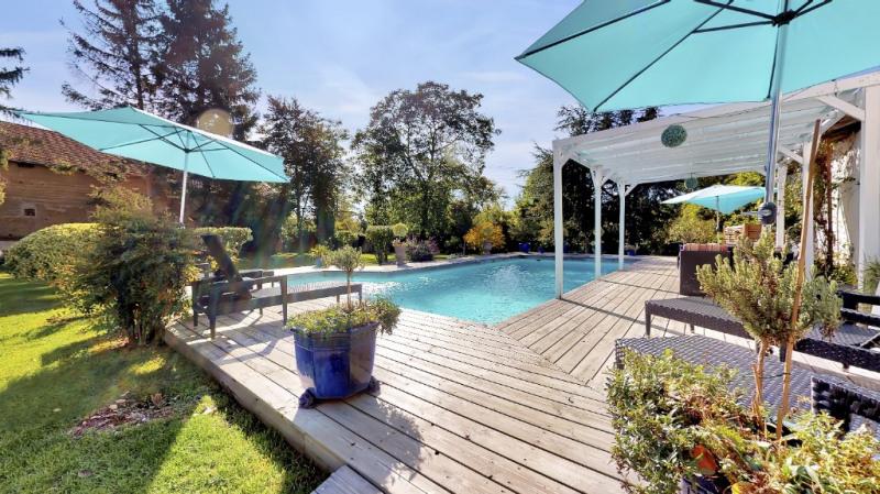 Vente de prestige maison / villa Lyon 8ème 603000€ - Photo 5