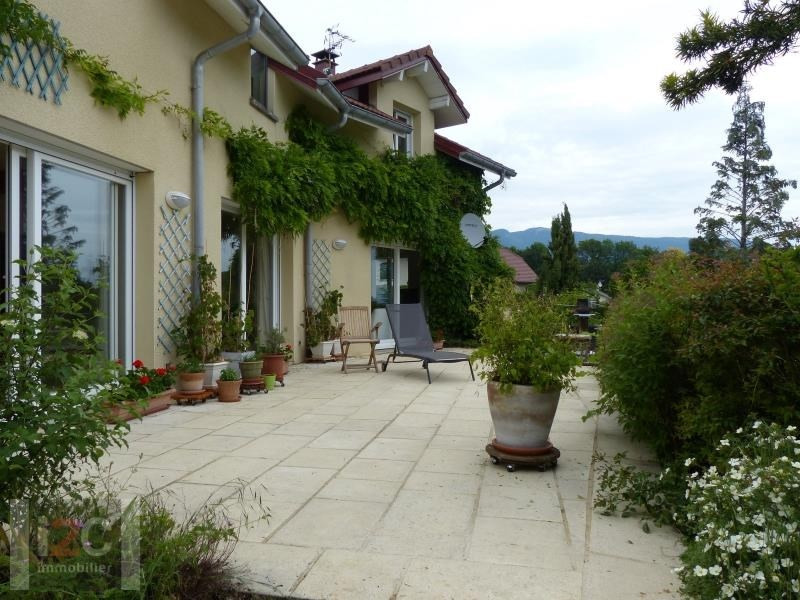 Sale house / villa Echenevex 990000€ - Picture 5