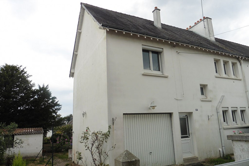 Sale house / villa Pont l abbe 107000€ - Picture 2