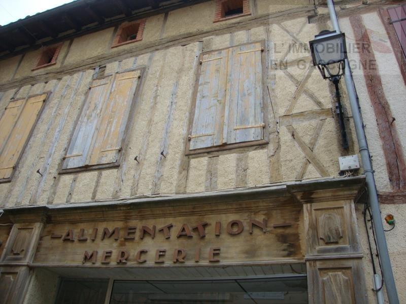 Verkauf mietshaus Simorre 70000€ - Fotografie 1