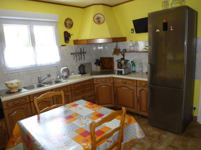 Venta  casa Gensac la pallue 148000€ - Fotografía 4