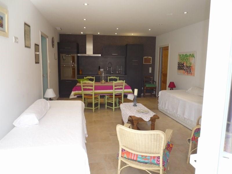 Rental apartment Jonquieres 480€ CC - Picture 1