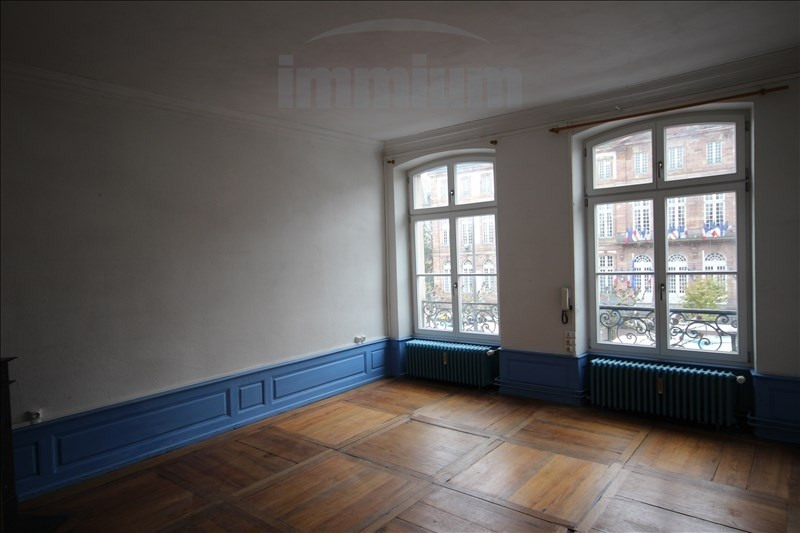 Rental empty room/storage Strasbourg 645€ HT/HC - Picture 1