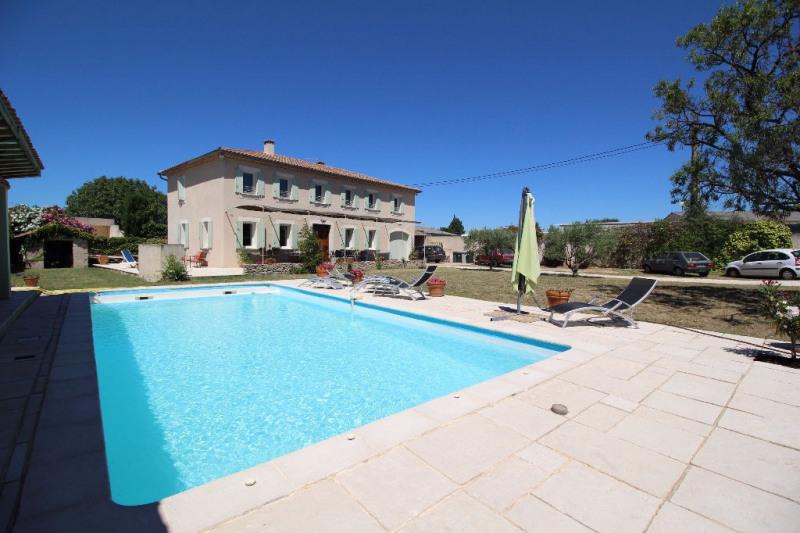 Vente de prestige maison / villa Bouillargues 575000€ - Photo 1