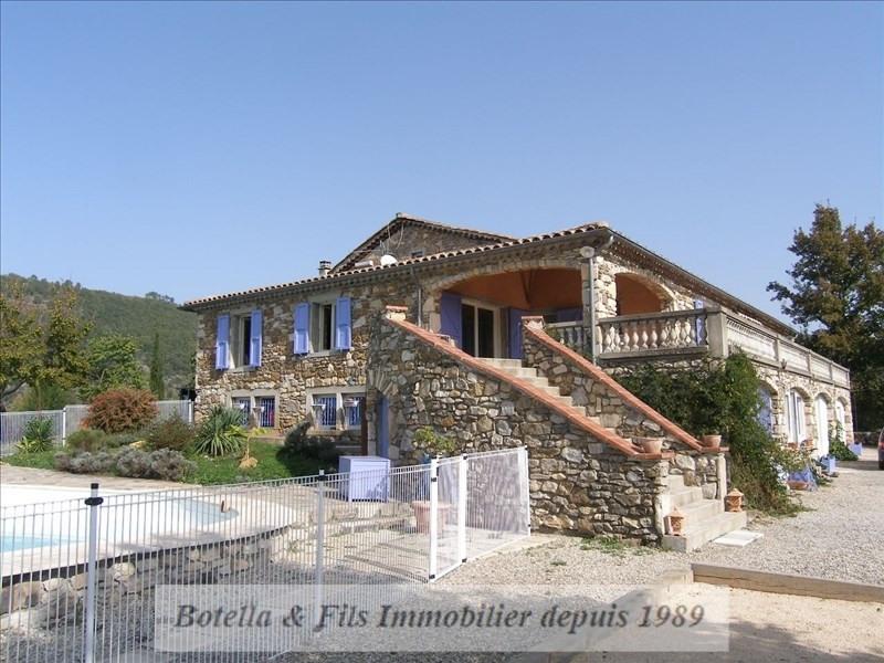 Vente de prestige maison / villa Les vans 598000€ - Photo 11