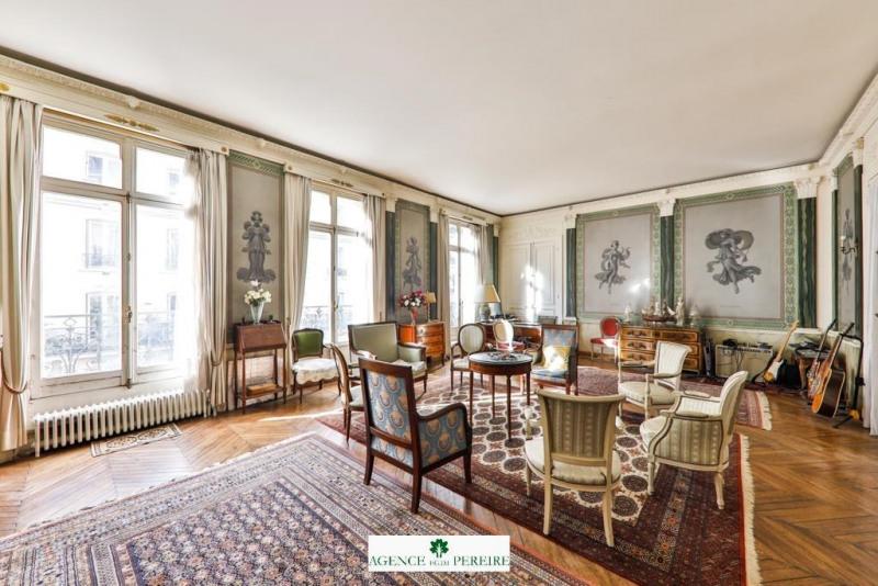 Vente de prestige appartement Paris 17ème 2588000€ - Photo 3