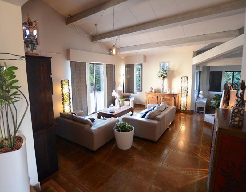 Immobile residenziali di prestigio casa Morieres les avignon 655000€ - Fotografia 5